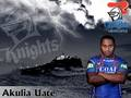 Akulia Uate Newcastle Knights