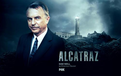 Alcatraz- Emerson Hauser