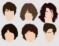 Alex Turner's hair evolution