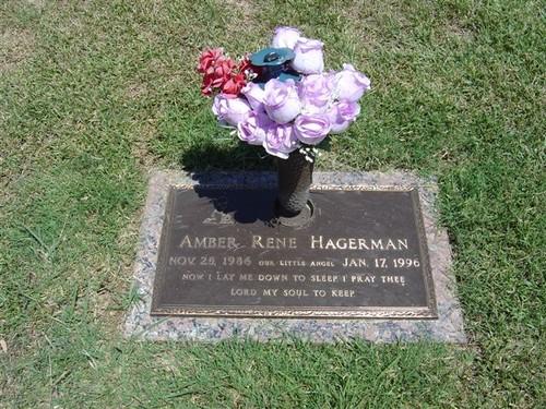 Amber Rene Hagerman (November 25, 1986 – January 15, 1996