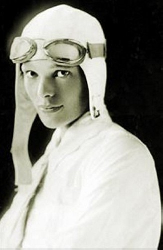 Women in History wallpaper called Amelia Earhart
