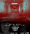 American Horror Story - Season 2 - shabiki made Poster