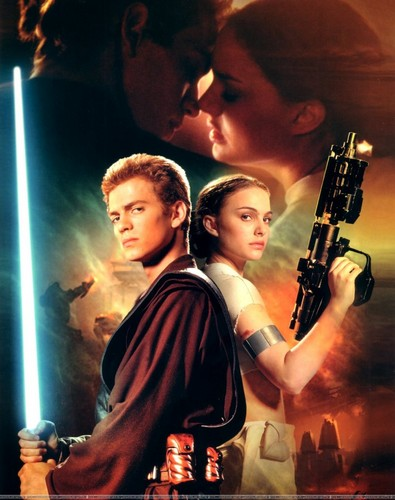 Anakin and Padme