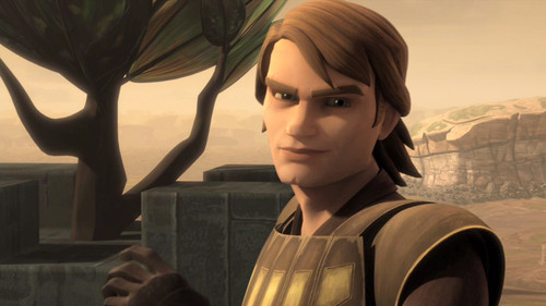 Clone wars Anakin skywalker kertas dinding entitled Anakin