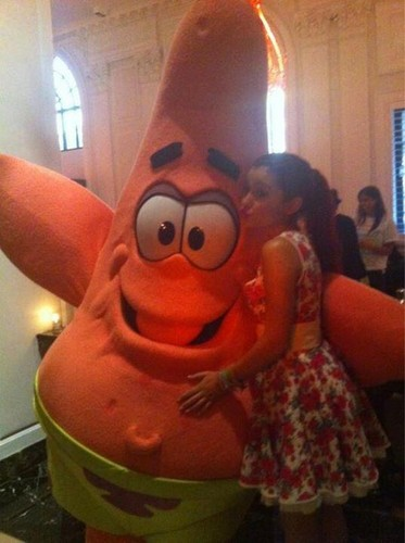 Ariana and Patrick Forever <3