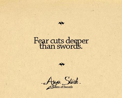 Arya Quotes