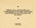 Arya Stark Quotes