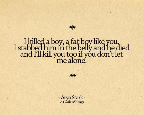 Arya frases