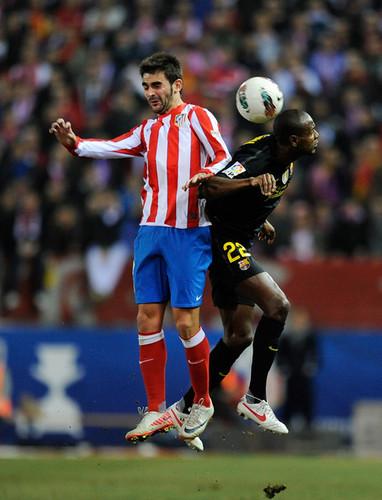 Atletico Madrid (1) v FC Barcelona (2) - La Liga