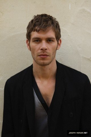 August Man-Joseph morgan