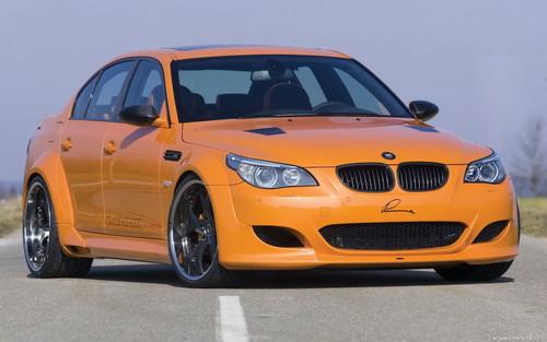 BMW M5 CLR500 RS bởi LUMMA thiết kế