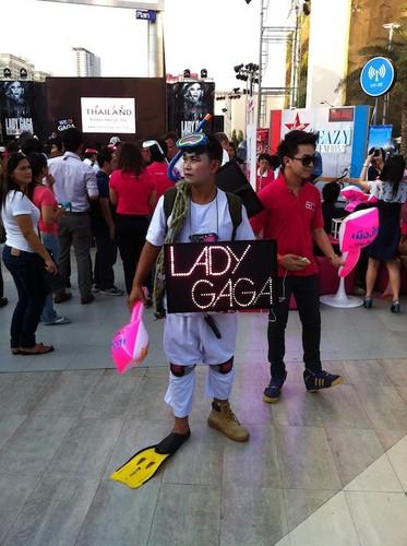 BTWBT announcement in Bangkok