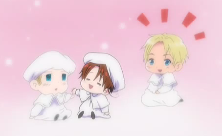 Baby France!!! - hetalia-france Screencap