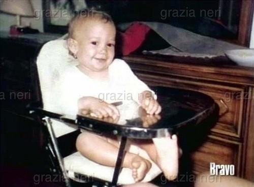 Baby Jennifer Lopez