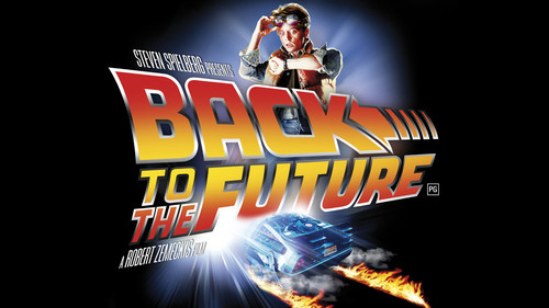 Back To The Future 바탕화면