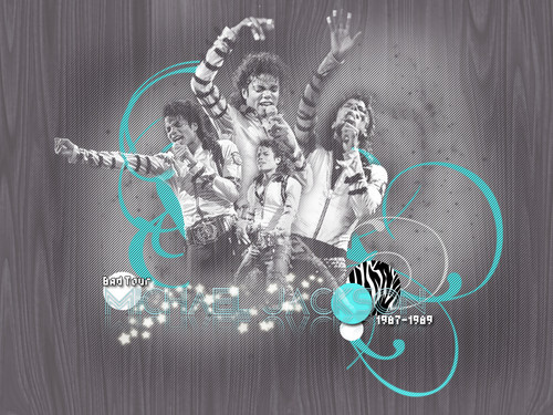 the bad era wallpaper entitled Bad Tour <3 <3