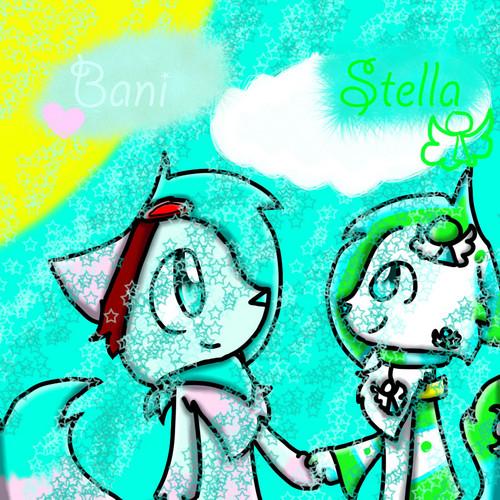 Bani and Stella