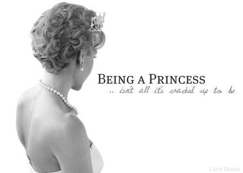 Beeing a Princess isn't all it's cracked up to be.