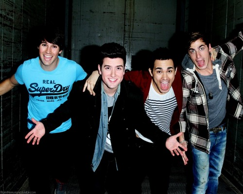 Big Time Rush <333