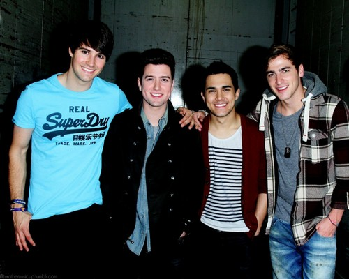 big time rush wallpaper containing a leisure wear and a well dressed person entitled Big Time Rush <333