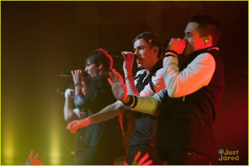 Big Time Rush is 'Better With Detroit'