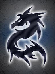 Black ドラゴン