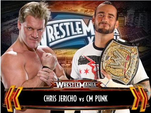 CM Punk and Y2J