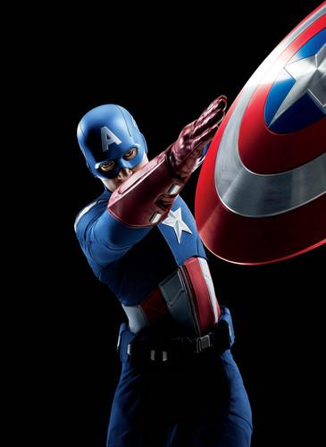 Captain America / Steve Rogers