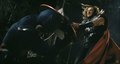 Captain America vs Thor? - the-avengers screencap