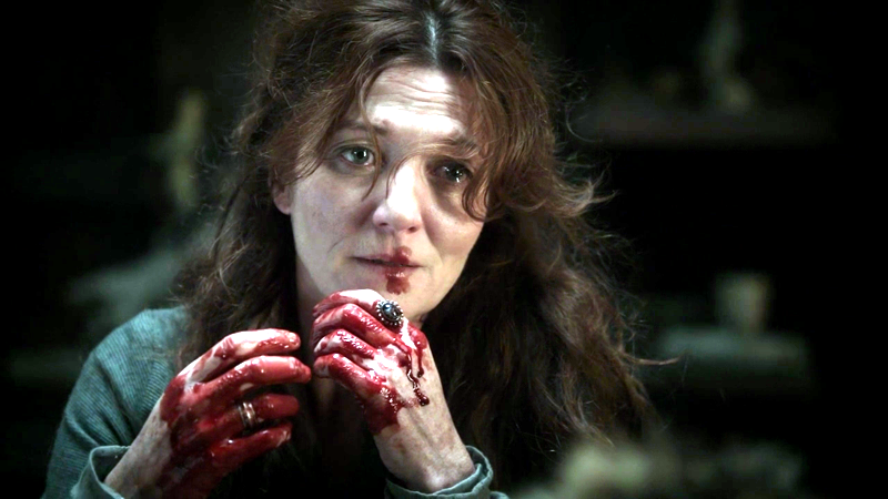 Catelyn Tully Stark Catelyn StarkGame Of Thrones Catelyn Zombie