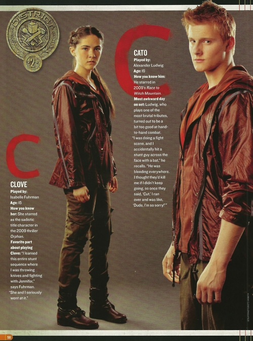 Cato and Clove