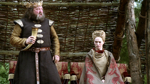 Cersei and Robert Baratheon