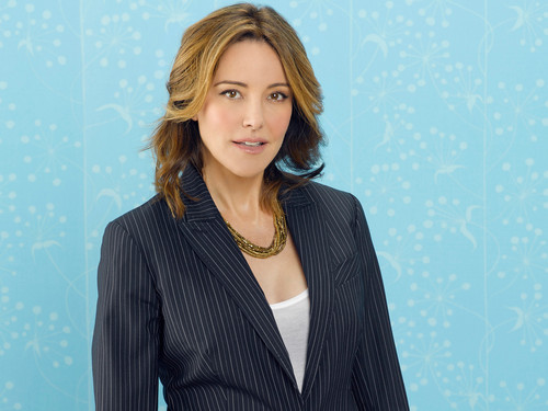 Christa Miller wallpaper with a well dressed person titled Christa Miller