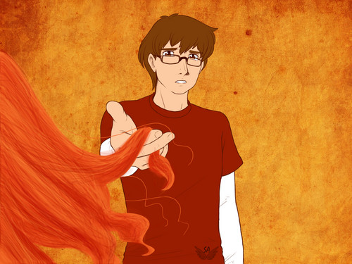 Clary and Simon