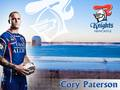 Cory Paterson Newcastle Knights