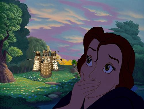 Daleks Invade Disney!