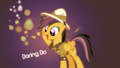 Daring Do wallpaper
