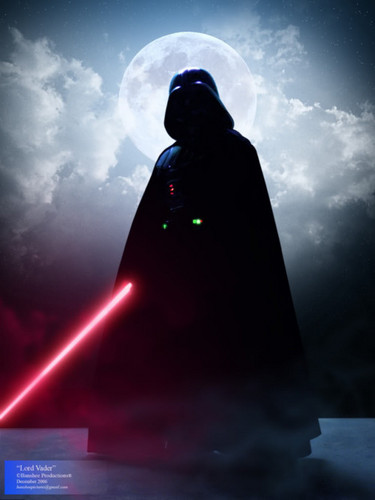 Darth Vader Wallpaper Called