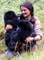 Dian Fossey January 16, 1932– December 27, 1985
