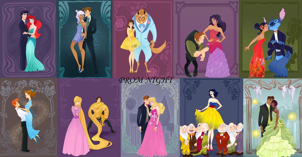 as princes princess Disney