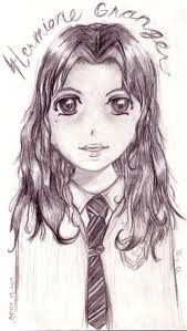 Drawings of Hermione Granger