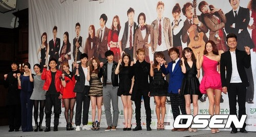Dream High 2 holds a press conference!