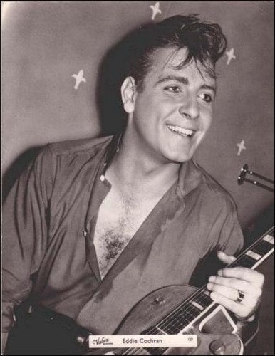 Eddie Cochran (October 3, 1938 – April 17, 1960