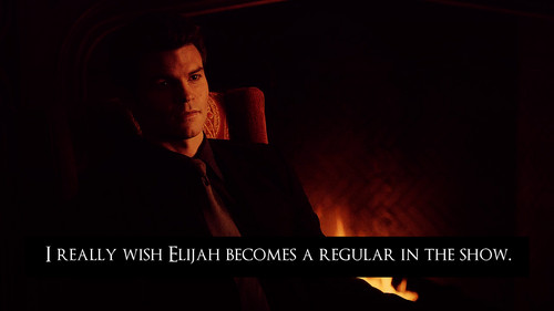 Elijah Confession - elijah Fan Art