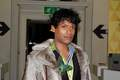 Emmanuel Ray at London Fashion Week February 2012 - celebrities photo