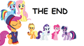 Ending part Flutterdash