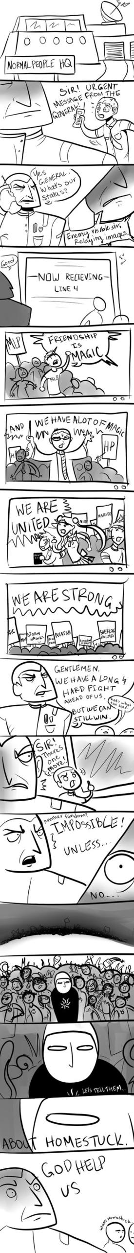 Fandom Wars.