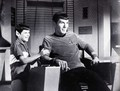 Father & Son Vintage - mr-spock photo