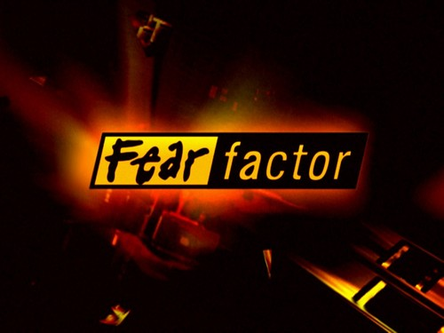 Fear Factor title.