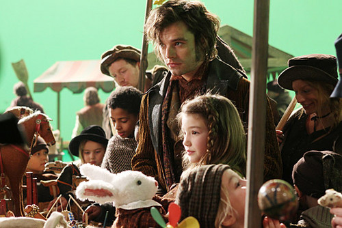 First Look at the Mad Hatter